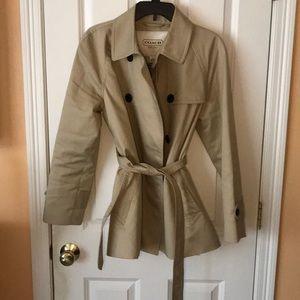Coach Pea Coat